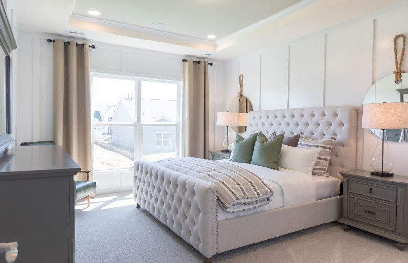 Bedroom featured in the Riverview By Pulte Homes in Charlotte, NC