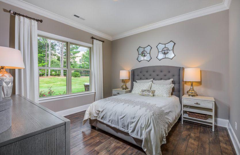 Bedroom-in-Stonegate-at-BridgeMill-in-Fort Mill