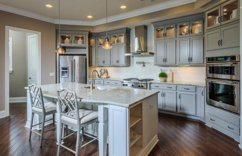 Habersham by Pulte Homes in Charlotte South Carolina