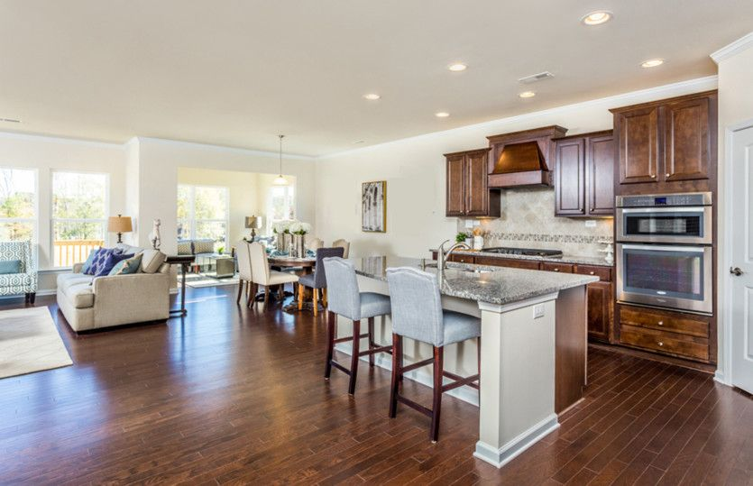Living Area featured in the Foxfield By Pulte Homes in Charlotte, SC