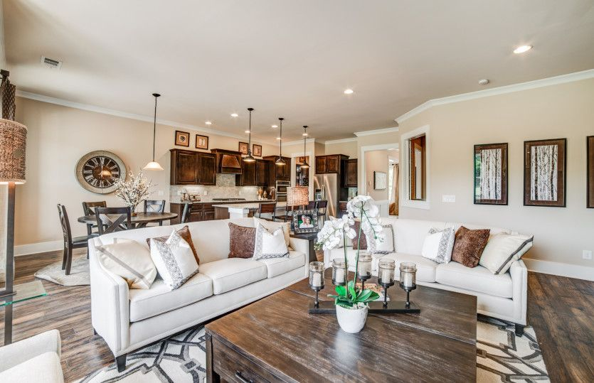 Living Area featured in the Northridge By Pulte Homes in Charlotte, SC