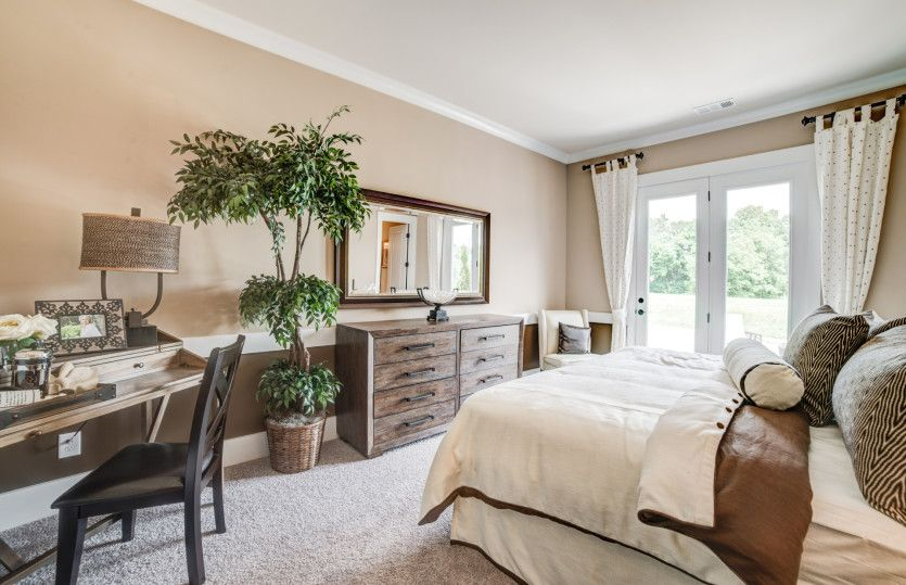 Bedroom featured in the Northridge By Pulte Homes in Charlotte, SC