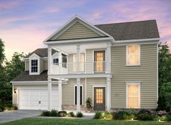 Waterstone - McCullough: Fort Mill, North Carolina - Pulte Homes