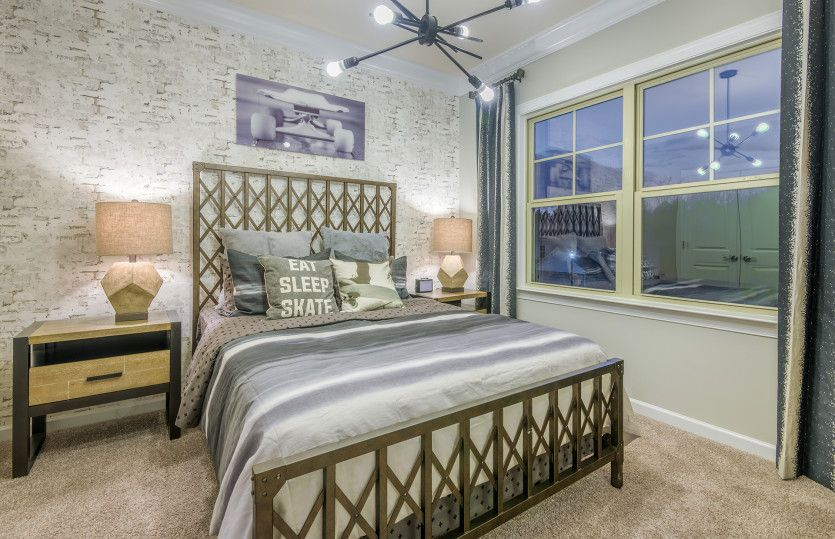 Bedroom featured in the Beaconhill By Pulte Homes in Charlotte, SC