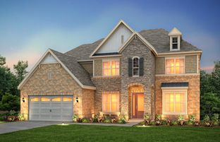 Worthington - Queensbridge: Indian Land, North Carolina - Pulte Homes