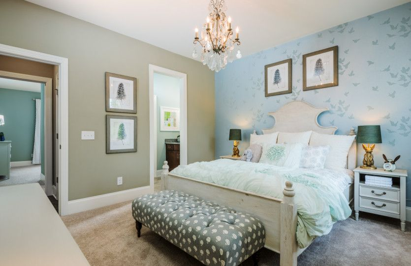 Bedroom featured in the Worthington By Pulte Homes in Charlotte, SC