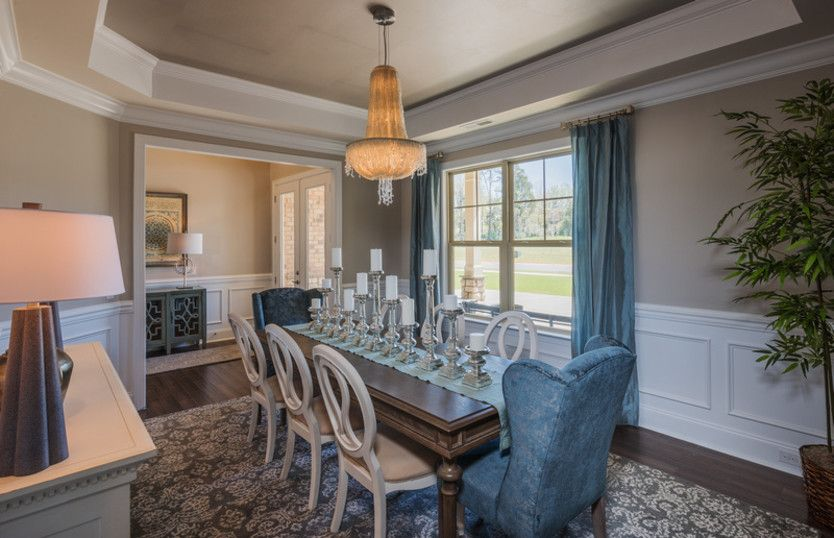 Living Area featured in the Gatefield By Pulte Homes in Charlotte, SC