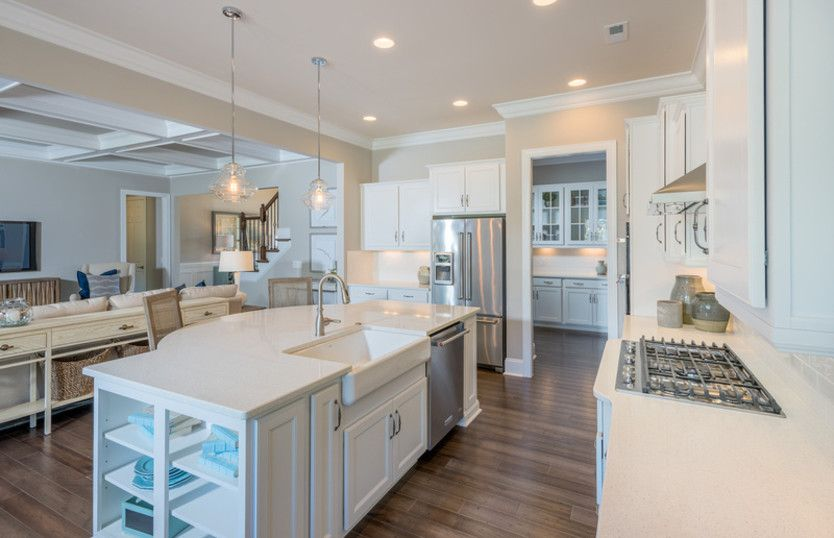 Kitchen featured in the Gatefield By Pulte Homes in Charlotte, SC