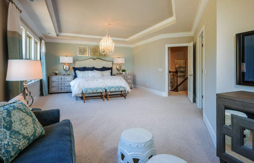 Bedroom featured in the Gatefield By Pulte Homes in Charlotte, SC