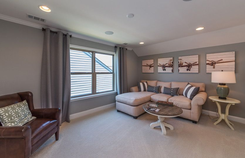 Media-Room-in-Castle Rock-at-The Landings at New Riverside-in-Bluffton