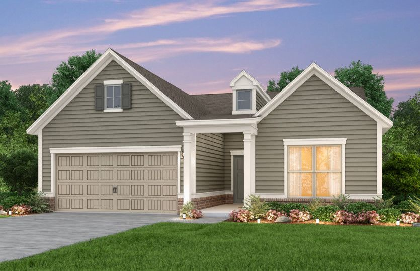 Exterior featured in the Summerwood By Pulte Homes in Hilton Head, SC