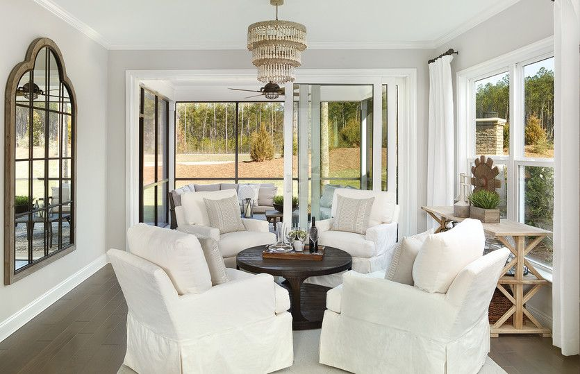 Living Area featured in the Summerwood By Pulte Homes in Hilton Head, SC