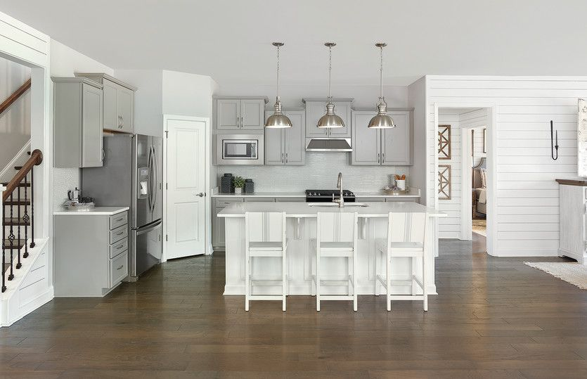 Kitchen featured in the Summerwood By Pulte Homes in Hilton Head, SC