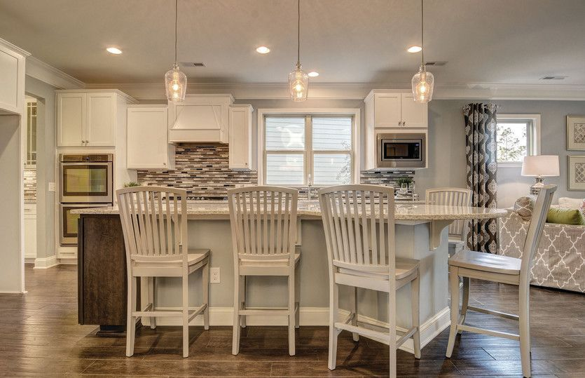 Kitchen featured in the Martin Ray By Pulte Homes in Hilton Head, SC