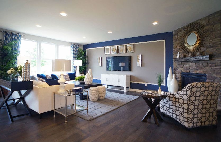 Living Area featured in the Mercer By Pulte Homes in Wilmington, NC
