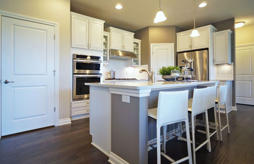 Kitchen featured in the Mercer By Pulte Homes in Wilmington, NC