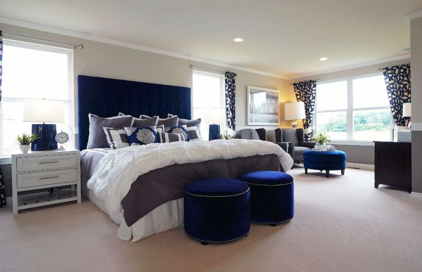 Bedroom featured in the Mercer By Pulte Homes in Wilmington, NC