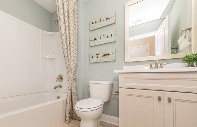 Bathroom featured in the Tangerly Oak By Pulte Homes in Hilton Head, SC