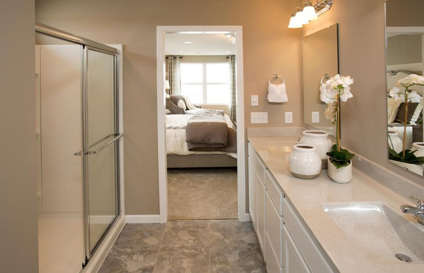 Bathroom featured in the Mercer II By Pulte Homes in Nashville, TN