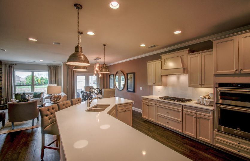Kitchen featured in the Stonebrook II By Pulte Homes in Nashville, TN