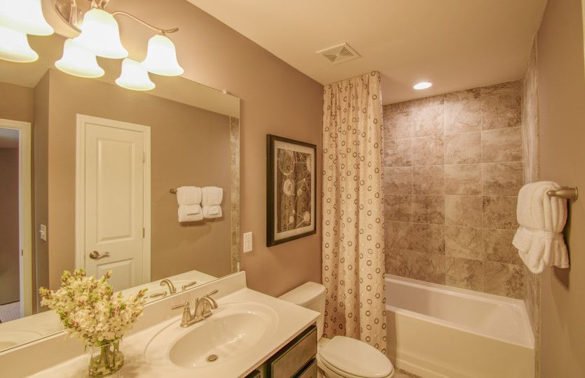 Bathroom featured in the Stonebrook II By Pulte Homes in Nashville, TN