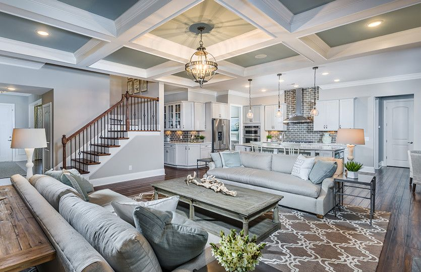 Living Area featured in the Woodfield By Pulte Homes in Nashville, TN