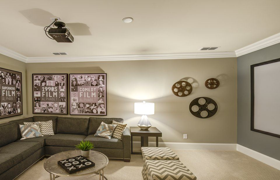 Living Area featured in the Harrington By Pulte Homes in Nashville, TN