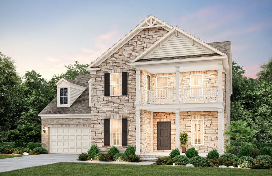 'Wynfield' by Pulte Homes - Tennessee - Nashville in Nashville