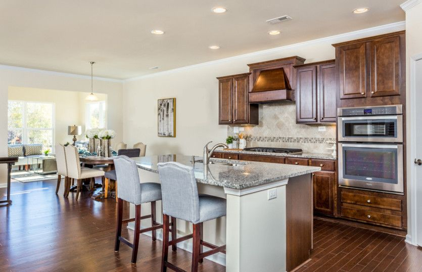 Kitchen featured in the Foxfield By Pulte Homes in Nashville, TN