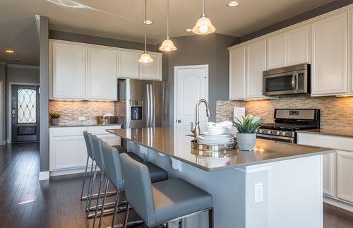 Kitchen-in-Fifth Avenue-at-Carmel Creek-in-Hutto
