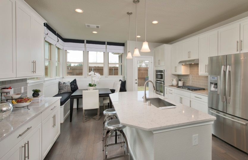 Kitchen-in-Harrison-at-Concord at Brushy Creek - The Grove-in-Round Rock