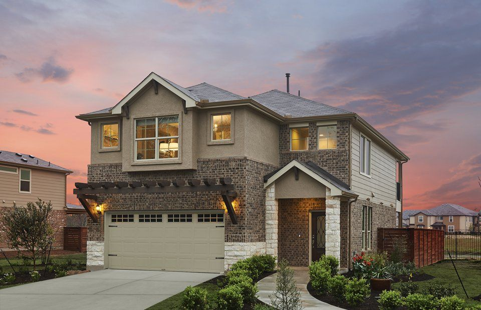 Sweetwater In Austin, TX, New Homes & Floor Plans By Pulte