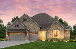 Nobility - Bluffview: Leander, Texas - Pulte Homes