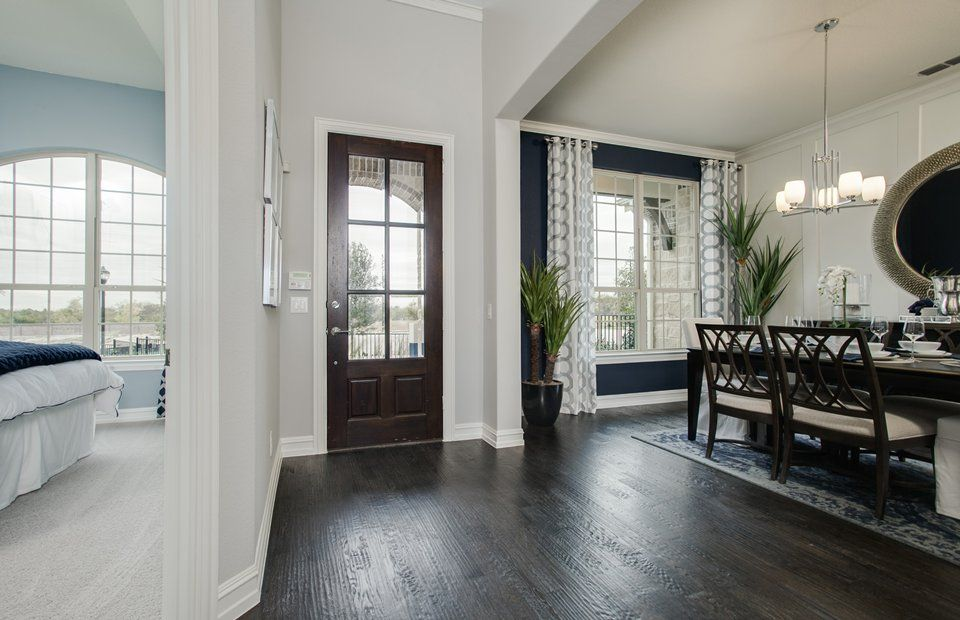 Living Area featured in the Fieldstone By Pulte Homes in Austin, TX