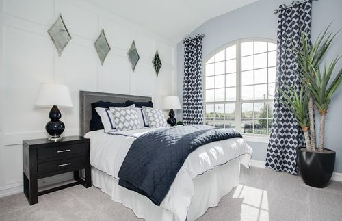 Bedroom-in-Fieldstone-at-Heritage Oaks at Pearson Place-in-Austin