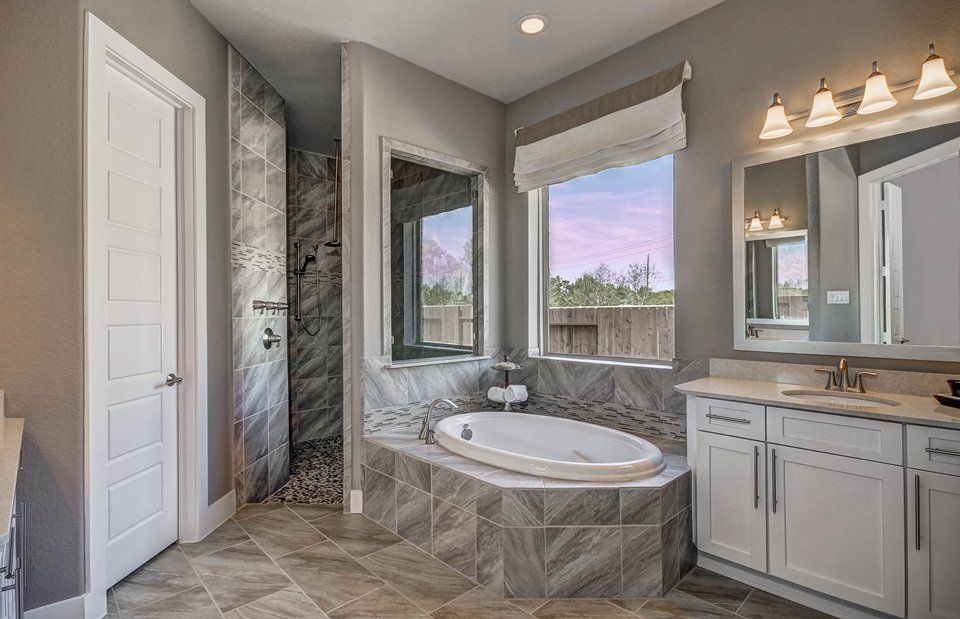 Bathroom-in-Hillside-at-Heritage Oaks at Pearson Place-in-Austin