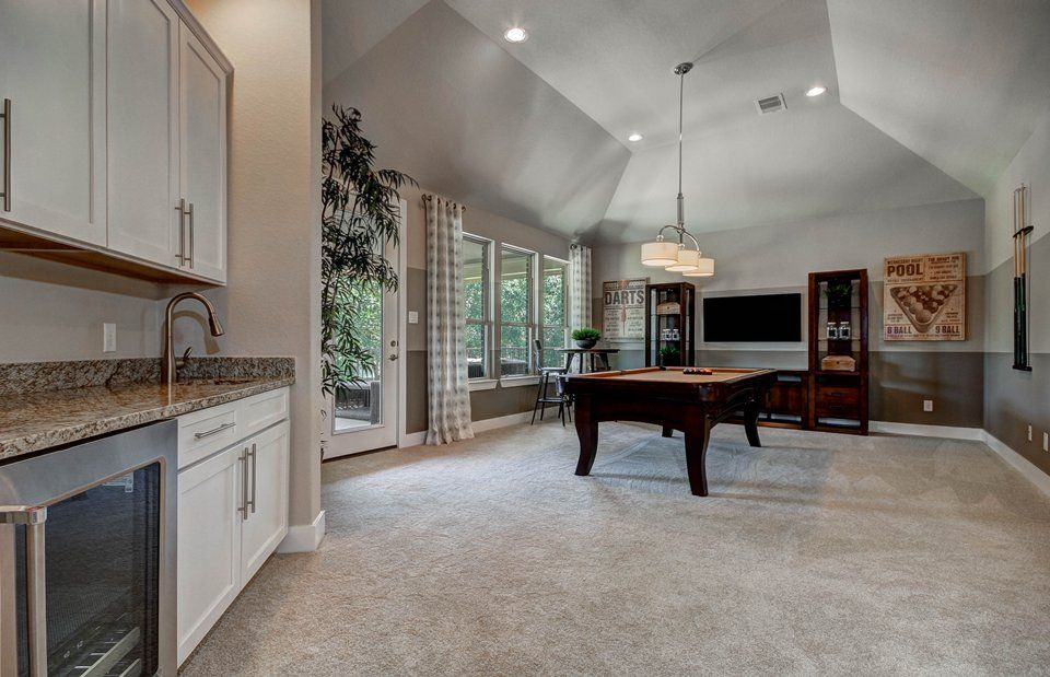 Living Area featured in the Hillside By Pulte Homes in Austin, TX