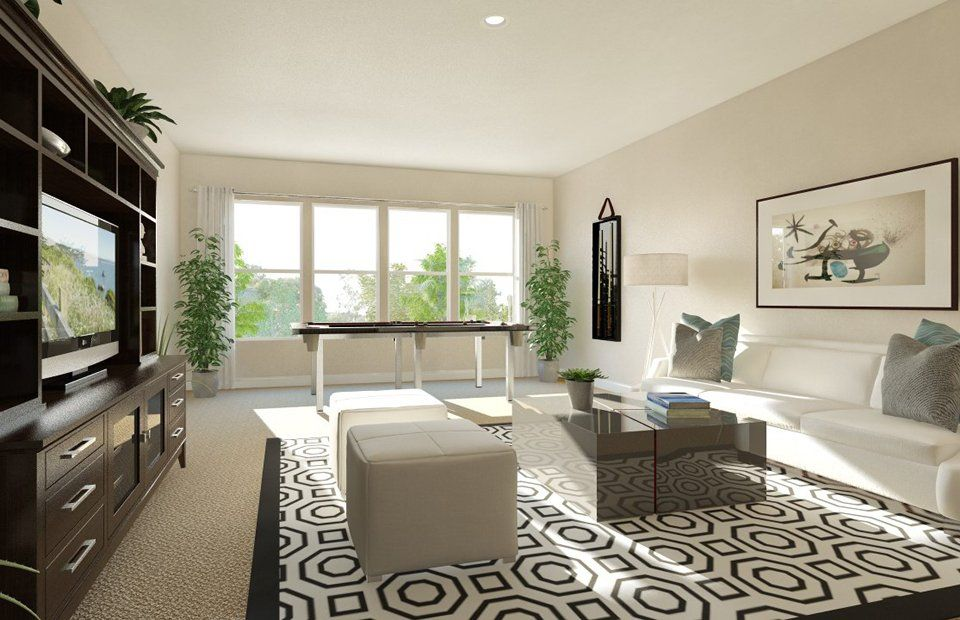 Living Area featured in the Provincial By Pulte Homes in Austin, TX