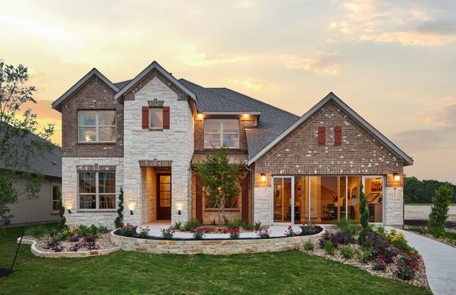 Mason Hills In Leander, TX, New Homes & Floor Plans By