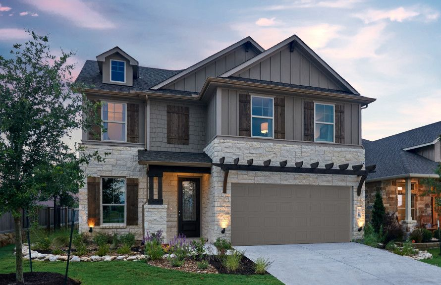 Rancho Sienna In Georgetown, TX :: New Homes By Pulte Homes