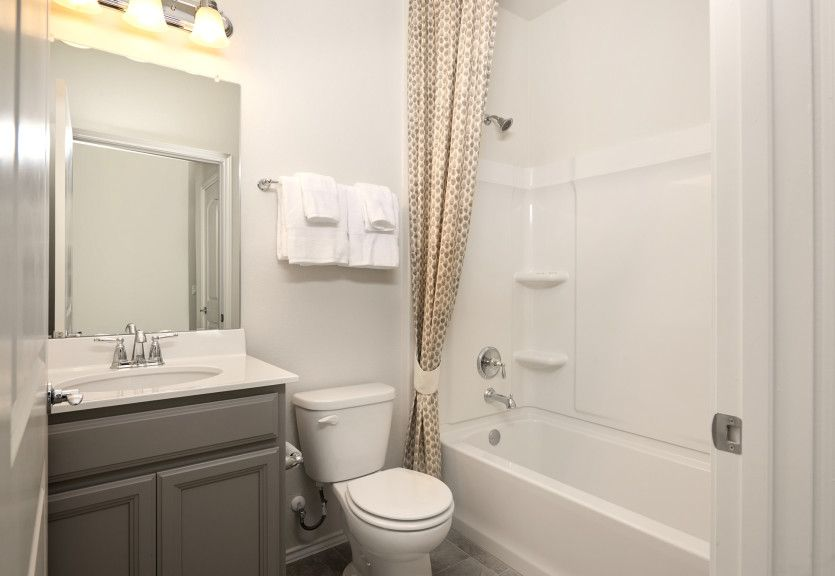 Bathroom featured in the Kisko By Pulte Homes in Austin, TX