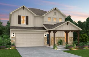 Lochridge - Sunfield: Buda, Texas - Pulte Homes