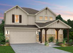 Lochridge - Santa Rita Ranch: Liberty Hill, Texas - Pulte Homes