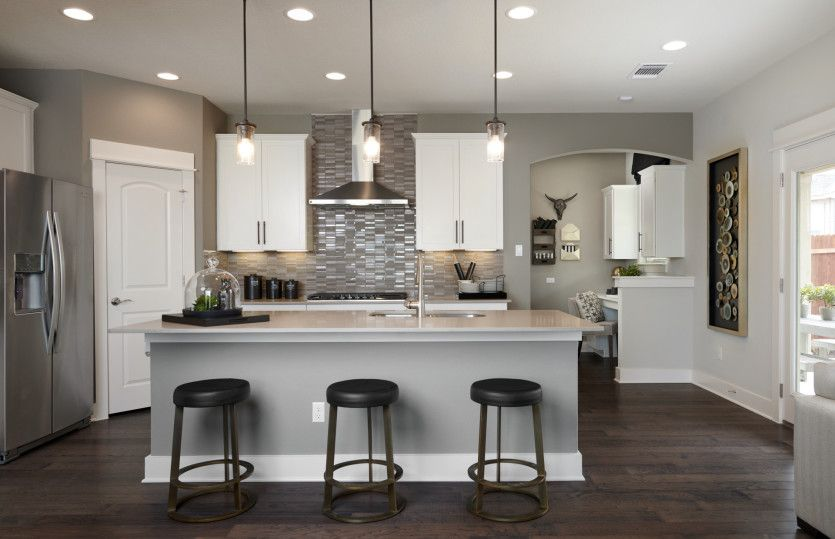 Kitchen featured in the Lochridge By Pulte Homes in Austin, TX