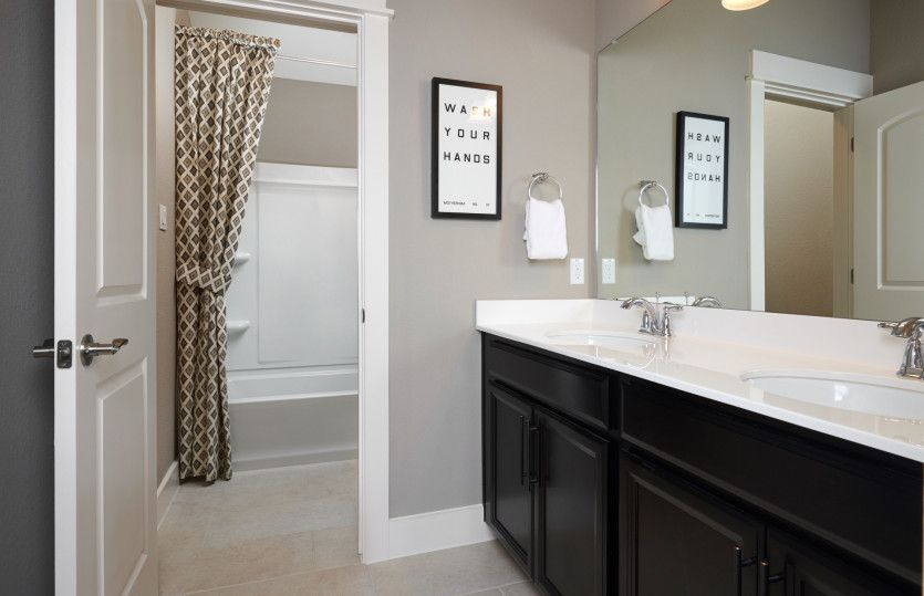Bathroom featured in the Lochridge By Pulte Homes in Austin, TX
