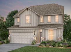 Saddlebrook - Santa Rita Ranch: Liberty Hill, Texas - Pulte Homes