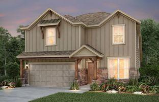 Hamilton - Santa Rita Ranch: Liberty Hill, Texas - Pulte Homes
