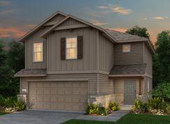 Pierce - Santa Rita Ranch: Liberty Hill, Texas - Pulte Homes