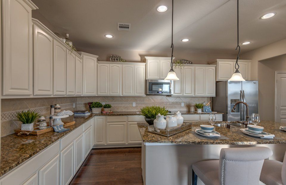 Kitchen-in-Palomar-at-Siena-in-Round Rock