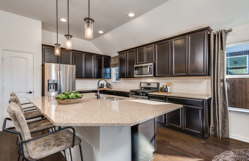 Kitchen featured in the Mckinney By Pulte Homes in Fort Worth, TX